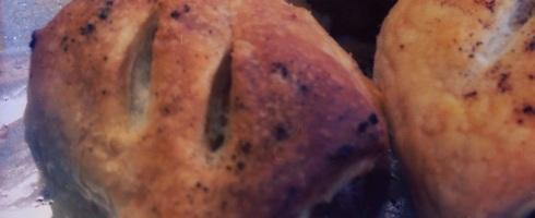 Dee's Vegan Sausage Roll recipe